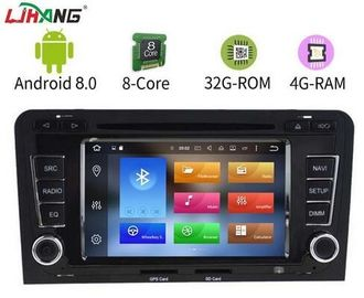 Porcellana Lettore DVD dell'automobile dei Gps Android Audi del touch screen con Bluetooth Playstore fabbrica