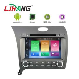 Radio WiFi LD8.0-5509 AUS. del lettore DVD dell'automobile di KIA K3 8,0 Bluetooth Android video